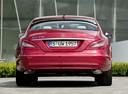 Фото авто Mercedes-Benz CLS-Класс C218/X218, ракурс: 180 цвет: красный