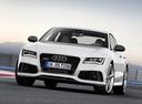 Фото авто Audi RS 7 4G,  цвет: белый