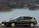 Фото авто Peugeot 407 1 поколение, ракурс: 90