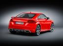 Фото авто Audi TT 8S, ракурс: 225 - рендер цвет: красный