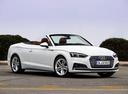 Фото авто Audi A5 2 поколение, ракурс: 315 цвет: белый