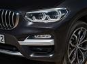Фото авто BMW X3 G01, ракурс: передние фары