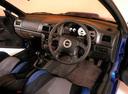 Фото авто Subaru Impreza 1 поколение [рестайлинг], ракурс: торпедо