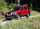 Фото авто Nissan Xterra ТN50 [рестайлинг], ракурс: 45