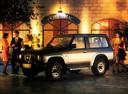 Фото авто Nissan Patrol Y60, ракурс: 45