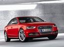 Фото авто Audi S4 B8/8K [рестайлинг], ракурс: 315 цвет: красный