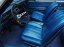 Фото авто Chevrolet Chevelle 1 поколение [2-й рестайлинг], ракурс: салон целиком