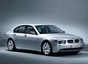Фото авто BMW 7 серия E65/E66, ракурс: 315 цвет: серебряный