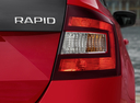 Фото авто Skoda Rapid 3 поколение, ракурс: задние фонари