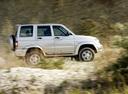 Фото авто УАЗ Patriot 1 поколение, ракурс: 270 цвет: серебряный
