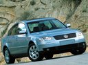 Фото авто Volkswagen Passat B5.5 [рестайлинг], ракурс: 315 цвет: серебряный