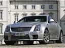 Фото авто Cadillac CTS 2 поколение,  цвет: серебряный