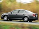 Фото авто Volkswagen Jetta 5 поколение, ракурс: 90 цвет: серый