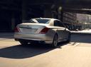 Фото авто Genesis G90 1 поколение, ракурс: 225 цвет: серебряный