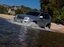 Фото авто Toyota Land Cruiser Prado J120, ракурс: 45
