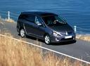 Фото авто Mitsubishi Grandis 1 поколение, ракурс: 315 цвет: фиолетовый