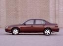 Фото авто Chevrolet Malibu 2 поколение [рестайлинг], ракурс: 90