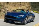 Фото авто Aston Martin Vanquish 2 поколение, ракурс: 45