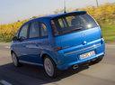 Фото авто Opel Meriva 1 поколение [рестайлинг], ракурс: 135