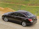 Фото авто Subaru Impreza 4 поколение, ракурс: 135 цвет: вишневый