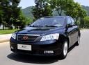 Фото авто Geely Emgrand EC7 1 поколение, ракурс: 45 цвет: черный