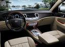 Фото авто Hyundai Genesis 1 поколение [рестайлинг], ракурс: торпедо
