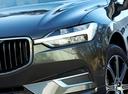 Фото авто Volvo XC60 2 поколение, ракурс: передняя часть цвет: серый