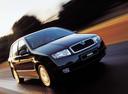 Фото авто Skoda Fabia 6Y, ракурс: 315 цвет: черный
