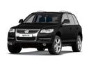 Подержанный Volkswagen Touareg, черный , цена 999 000 руб. в Саратове, отличное состояние