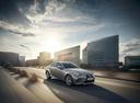 Фото авто Lexus IS XE30 [рестайлинг], ракурс: 315 цвет: бежевый