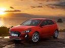 Фото авто Hyundai i30 PD, ракурс: 45 цвет: красный