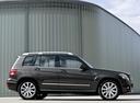 Фото авто Mercedes-Benz GLK-Класс X204, ракурс: 270 цвет: коричневый