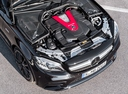 Фото авто Mercedes-Benz C-Класс W205/S205/C205 [рестайлинг], ракурс: двигатель