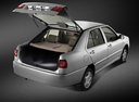 Фото авто Vortex Corda 1 поколение, ракурс: багажник
