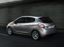 Фото авто Peugeot 208 1 поколение, ракурс: 135 цвет: серый