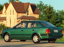 Фото авто Toyota Tercel L50, ракурс: 135