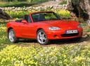 Фото авто Mazda MX-5 NB [рестайлинг], ракурс: 315
