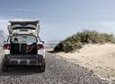 Фото авто Citroen C3 AirCross 1 поколение, ракурс: багажник цвет: бежевый