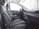 Фото авто Volkswagen Sharan 1 поколение [2-й рестайлинг], ракурс: сиденье