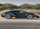 Фото авто Lamborghini Centenario 1 поколение, ракурс: 270 цвет: серый