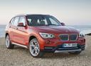 Фото авто BMW X1 E84 [рестайлинг], ракурс: 315 цвет: оранжевый
