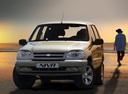 Фото авто Chevrolet Niva 1 поколение, ракурс: 45