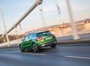 Фото авто Mercedes-Benz GLA-Класс X156 [рестайлинг], ракурс: 135 цвет: зеленый