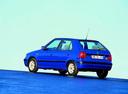 Фото авто Skoda Felicia 1 поколение [рестайлинг], ракурс: 135
