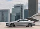Фото авто Mercedes-Benz S-Класс W222/C217/A217 [рестайлинг], ракурс: 90 цвет: серебряный