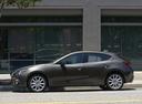 Фото авто Mazda 3 BM, ракурс: 90 цвет: серый