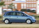 Фото авто Opel Meriva 1 поколение [рестайлинг], ракурс: 270
