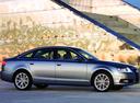 Фото авто Audi A6 4F/C6 [рестайлинг], ракурс: 270 цвет: серый