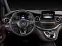 Фото авто Mercedes-Benz V-Класс W447, ракурс: рулевое колесо