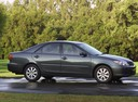 Фото авто Toyota Camry XV30, ракурс: 315 цвет: серый